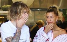 Đây là phản ứng của Hailey Baldwin khi bị tố kết hôn với Justin Bieber để trục lợi