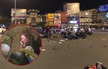 Nóng: Nữ tài xế gây tai nạn kinh hoàng tại ngã tư Hàng Xanh, người bị thương nằm la liệt giữa đường