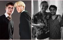 Ai rồi cũng khác, nhìn Harry Potter và Draco Malfoy của bây giờ mới thấy thời gian quả thật là nghiệt ngã!