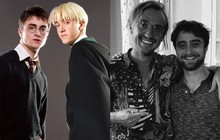 """Harry Potter và Draco Malfoy - 2 soái ca năm nào giờ trở nên """"xơ xác"""" tới mức làm fan khó nhận ra"""