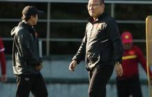 HLV Park Hang-seo lý giải về việc xin xóa thẻ đỏ cho thủ môn đối phương