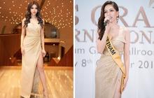 """Liên tiếp """"đụng hàng"""" khi đi thi Miss Grand International nhưng điều đáng nói là Phương Nga chẳng hề lép vế, dù chỉ một lần"""