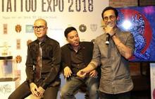 Danis Nguyen - Nhà sáng lập Saigon Ink làm Giám khảo Saigon Tattoo Expo 2018