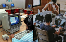 14 bức ảnh chứng minh máy tính trong trường học hàng chục năm qua đã thay đổi chóng mặt như thế nào