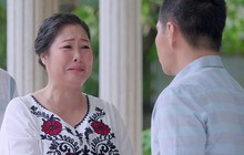 """""""Gạo Nếp Gạo Tẻ"""": Vừa nhiệt tình xui con gái li dị, bà Mai lại khóc nức nở vì sợ mất chàng rể quý"""