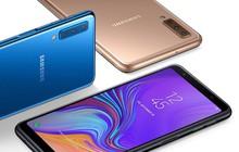 Galaxy A7 ra mắt tại Việt Nam - Chiếc smartphone dành cho những người trẻ nhạy bén với xu hướng và công nghệ