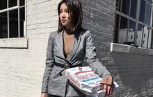 Diện mẫu blazer thắt eo này, nàng nào trông cũng sẽ thon gọn hơn và ra dáng chuẩn quý cô thanh lịch