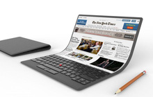 Smartphone màn hình gập đã là gì, Samsung còn đang phát triển cả laptop màn hình gập