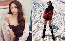 """Không thể đùa với """"thần thái Hoa hậu"""": Chỉ diện áo 400k mà Hương Giang vẫn được khen đẹp ngút trời"""