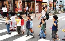 Chi phí nuôi con ở Nhật ngày càng trở thành gánh nặng