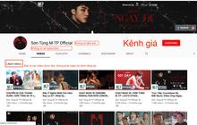 """Sự thật về tài khoản được cho là của Sơn Tùng chúc mừng MV """"Những kẻ mộng mơ"""" (Noo Phước Thịnh) trên Youtube"""