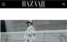 """Không cần """"lồng lộn"""" tại Seoul Fashion Week, hot girl Dương Minh Ngọc vẫn chinh phục được Vogue, Haper's Bazaar lẫn Highsnobiety"""