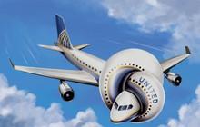Mỹ: Máy bay chuẩn bị hạ cánh thì phải quay về do quá to sân bay không chứa nổi, phi hành đoàn phải thay cái khác bé hơn