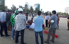 Du khách Trung Quốc tử vong nghi do đột quỵ khi đang tắm biển ở Đà Nẵng