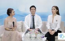 Nghe Hoa hậu Kỳ Duyên và bác sĩ Chiêm Quốc Thái chia sẻ kinh nghiệm phẫu thuật nâng ngực