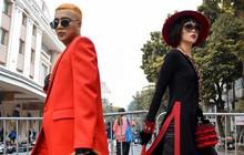 Stylist Huu Anh Zoner biến hoá thành ảo thuật gia đường phố chào sân VIFW 2018