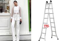 Đồng Ánh Quỳnh kéo chân dài ngang ngửa cái thang trong bức ảnh mới nhất đăng Instagram
