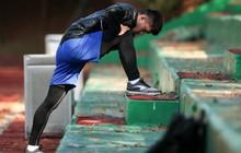 HLV Park Hang-seo nhận tin không vui khi tuyển thủ Việt Nam gặp chấn thương trên đất Hàn Quốc