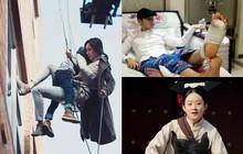 Sao Hoa ngữ và những lần... chết hụt, ai nói làm diễn viên là sướng?