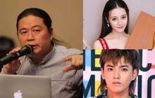"""Biên kịch nổi tiếng Trung Quốc tuyên bố: """"Cả đời này sẽ không hợp tác với Địch Lệ Nhiệt Ba - Ngô Diệc Phàm"""""""