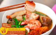 """Ra đây mà xem người Sài Gòn thưởng thức heo quay với đủ món ăn nghe tên thôi cũng """"ứa nước miếng"""""""