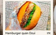 Dân văn phòng ở Hà Nội sáng mai có vội đi làm thì đừng bỏ qua 4 địa chỉ bán hamburger đầy đặn mà giá chỉ từ 15k dưới đây