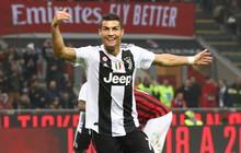 Đá hỏng phạt đền, ăn thẻ đỏ cuối trận, Higuain ngậm ngùi nhìn Ronaldo ghi bàn chôn vùi AC Milan