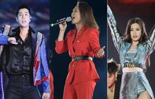 Mỹ Tâm, Đông Nhi, Noo Phước Thịnh cùng dàn sao khủng quy tụ tại đêm nhạc chào đón đường đua F1 về Việt Nam