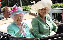 """Không dưới 3 lần """"đụng"""" đồ rực rỡ với Nữ hoàng Anh, bà Camilla chính là nữ nhân Hoàng gia duy nhất dám làm vậy"""