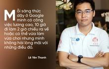 Từ chối Google với mức lương 6000 USD/tháng, chàng trai 1994 về Việt Nam startup công ty chống gian lận thi cử