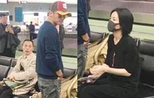 Hình ảnh hiếm hoi Vương Phi - Tạ Đình Phong xuất hiện bên nhau sau nhiều tháng trời xa cách
