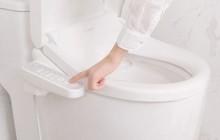 Toilet thông minh của Xiaomi: giá hơn 4 triệu đồng, tự cảnh báo nếu ngồi lâu, xả rửa phạm vi lớn