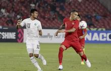 Indonesia chật vật đánh bại đội bóng tệ nhất lịch sử AFF Cup