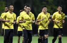 Đội tuyển Malaysia tập buổi đầu tiên tại Việt Nam