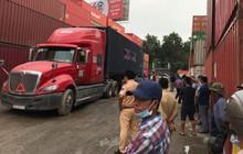 Người đàn ông chết thảm sau cú lùi xe container trong cảng ICD Sotrans ở Sài Gòn