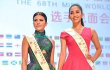 """Bạn chung phòng với Hoa hậu Tiểu Vy tại """"Miss World"""" từng """"đanh đá"""" khi tham gia """"Next Top châu Á""""!"""