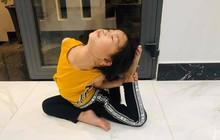 Mới lên 5 tuổi, con gái Ốc Thanh Vân đã khiến dân tình thích thú khi trổ tài uốn dẻo như vũ công chuyên nghiệp