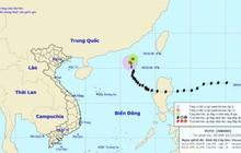 Dự báo xuất hiện vùng áp thấp trên Biển Đông trong 2-3 ngày tới, ảnh hưởng trực tiếp đến Nam bộ