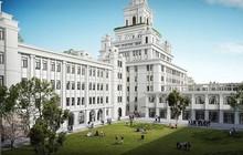 Lộ diện phối cảnh Đại học VinUni: Rộng 23 hecta, được xây dựng như toà lâu đài 10 tầng với tháp cao 108m