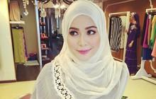 Đã có 3 mặt con, cô vợ diễn viên của đội trưởng Malaysia vẫn đẹp không tỳ vết