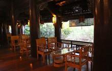 Ngắm cảnh xa hoa bên trong ngôi nhà gỗ trăm tỷ của đại gia Hà Tĩnh
