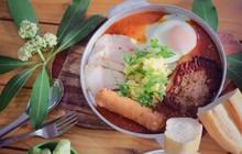 Giải mã công thức món bánh mì chảo siêu ngon, làm ấm lòng teen Hà Nội mỗi khi gió lạnh ùa về