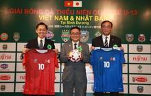 Giải bóng đá thiếu niên quốc tế U13 Việt Nam – Nhật Bản tại Bình Dương