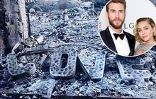 Liam Hemsworth xúc động đăng ảnh nhà tan hoang, cùng Miley quyên góp 11 tỷ giúp nạn nhân vụ cháy ở California