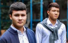 """Đức Chinh, Quang Hải long lanh như """"soái ca"""", dàn tuyển thủ Việt Nam đua nhau bình luận hài hước"""