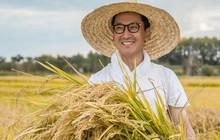 """Không hề nghèo khó, """"Nhĩ Khang"""" Châu Kiệt hạnh phúc với cuộc sống làm nông dân trồng lúa"""