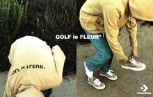 Converse Golf le Fleur* - Dòng Incubate Ho18 chính thức được xác nhận có mặt tại Việt Nam