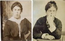 Chụp ảnh 100 năm trước: Nếu cho rằng người xưa chỉ biết ngồi thẳng lưng chụp ảnh thì hãy xem những dáng pose đỉnh cao này