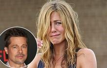 Jennifer Aniston xúc động òa khóc khi vô tình gặp chồng cũ Brad Pitt trong nhà hàng?