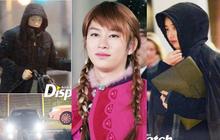 """Các kiểu hẹn hò bí mật khó tin của sao Hàn: Cách nào cũng gây bất ngờ nhưng riêng trường hợp cuối quá """"khó đỡ"""""""
